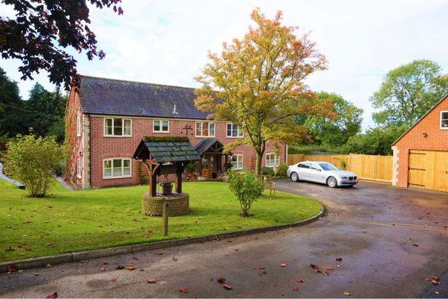 Thumbnail Country house for sale in Heddington, Calne