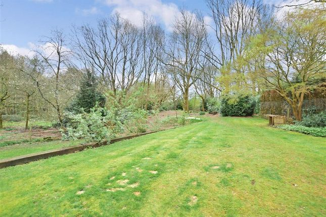 Thumbnail Detached bungalow for sale in Fryern Road, Fryern Park, Storrington, West Sussex
