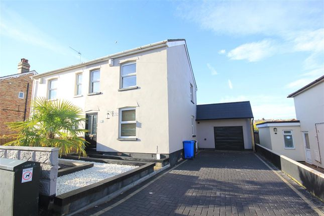Thumbnail Semi-detached house to rent in Granville Road, Parkstone, Poole