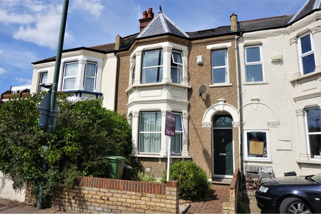 Thumbnail Terraced house for sale in Park View Road, Welling