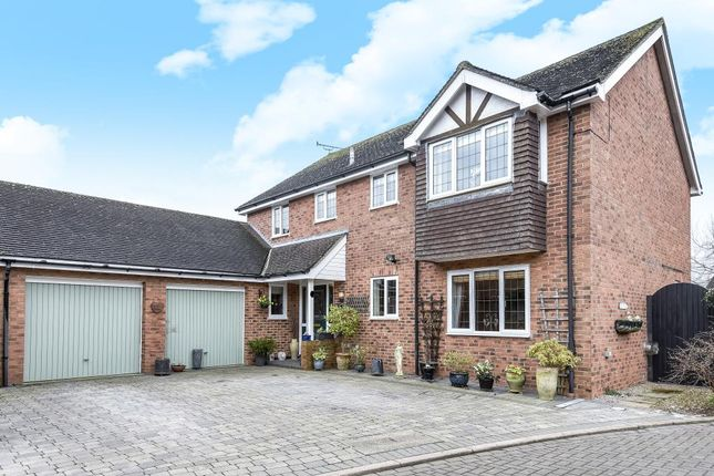 Thumbnail Detached house for sale in Spencer Gardens, Charndon