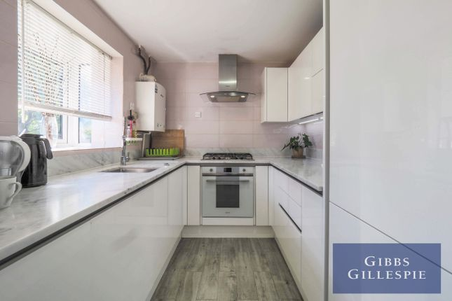 Thumbnail Terraced house to rent in Thorpland Avenue, Ickenham, Middlesex