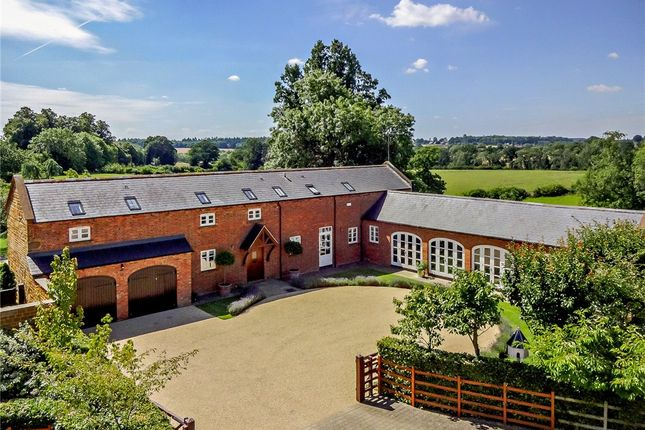 Thumbnail Barn conversion for sale in Manor Farm, Stables Lane, Church Brampton, Northamptonshire