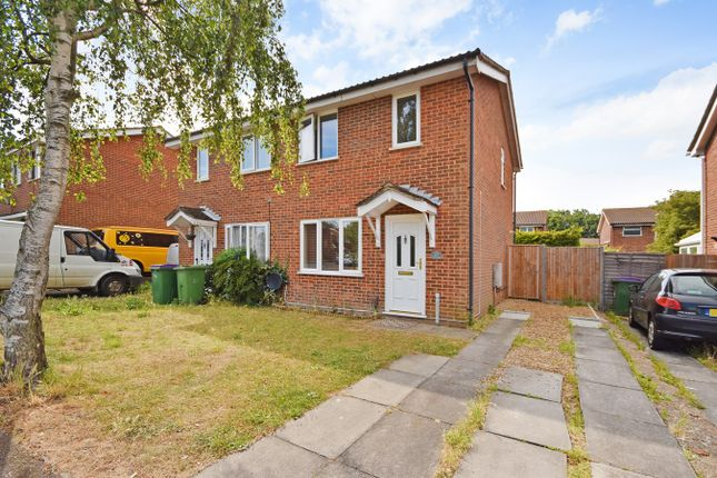 Thumbnail Semi-detached house for sale in Firs Lane, Folkestone
