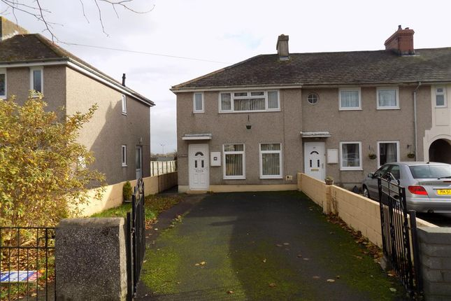 Thumbnail Semi-detached house to rent in Coronation Avenue, Haverfordwest