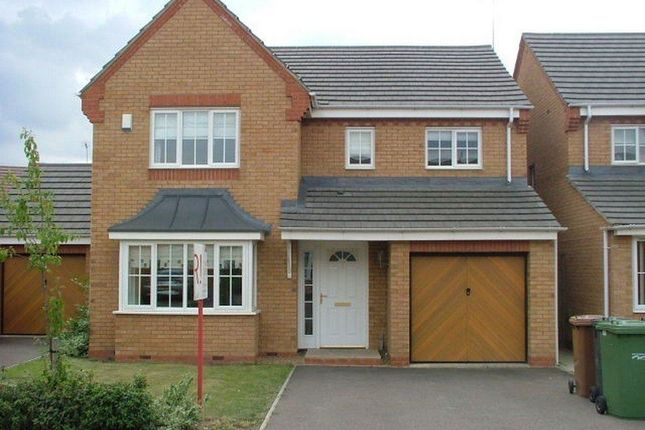 Thumbnail Property to rent in Leaf Avenue, Hampton Hargate, Peterborough