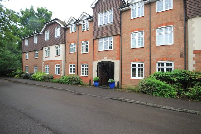 Thumbnail Flat for sale in The Quadrant, Brighton Road, Addlestone, Surrey
