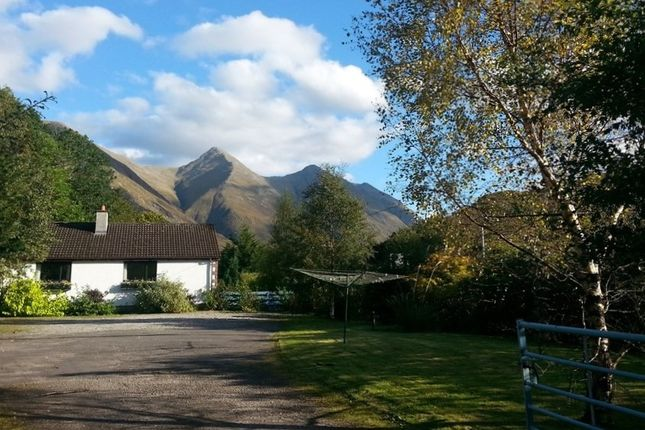 Thumbnail Bungalow for sale in Shiel Bridge, Glen Shiel