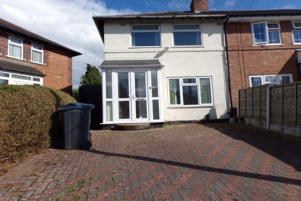 Thumbnail Property to rent in Wetherfield Road, Birmingham