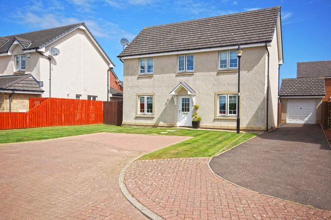Thumbnail Detached house for sale in Jean Armour Drive, Kilmarnock