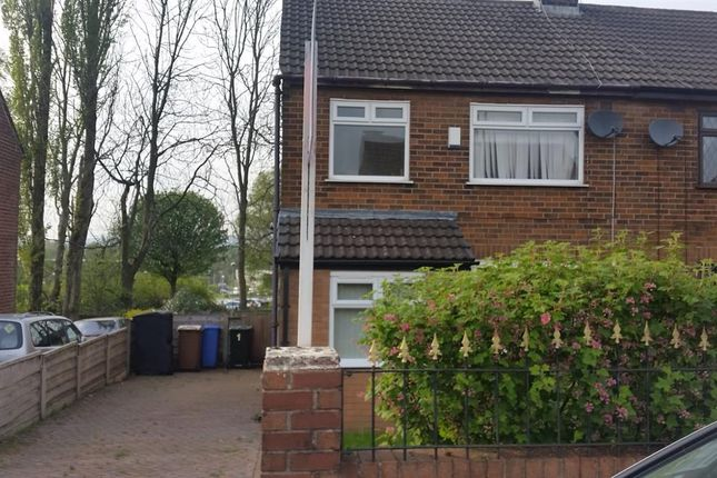 Thumbnail Semi-detached house to rent in Dunlop Avenue, Rochdale