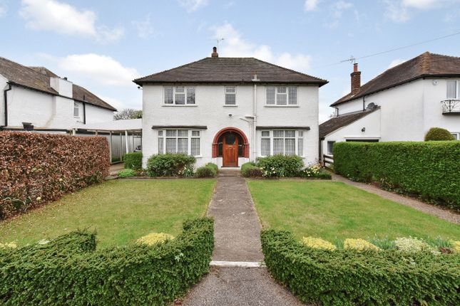 Thumbnail Detached house for sale in Heath Drive, Potters Bar