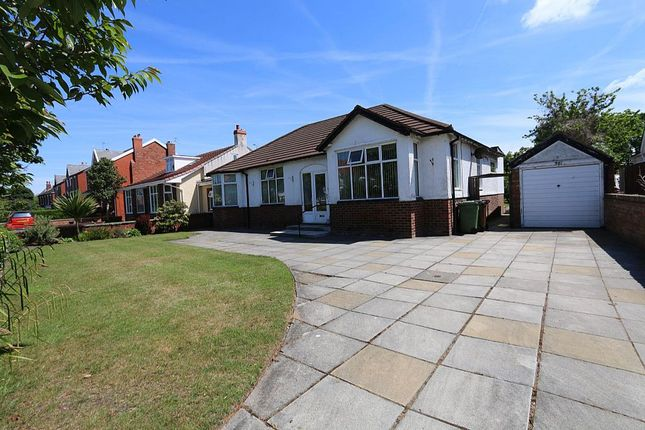 Thumbnail Detached bungalow for sale in 381, Liverpool Road, Southport, Merseyside