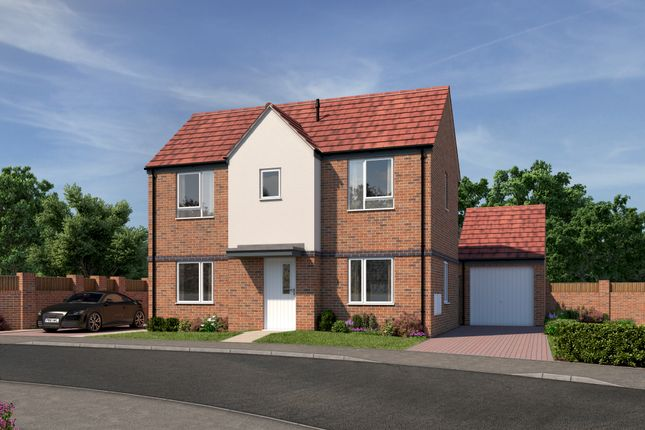 Thumbnail Detached house for sale in Ockerhill, Tipton