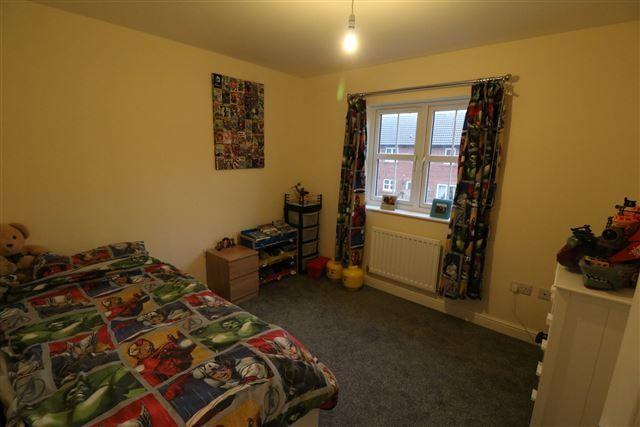 Bedroom of Hamilton Drive, Carlisle, Cumbria CA2