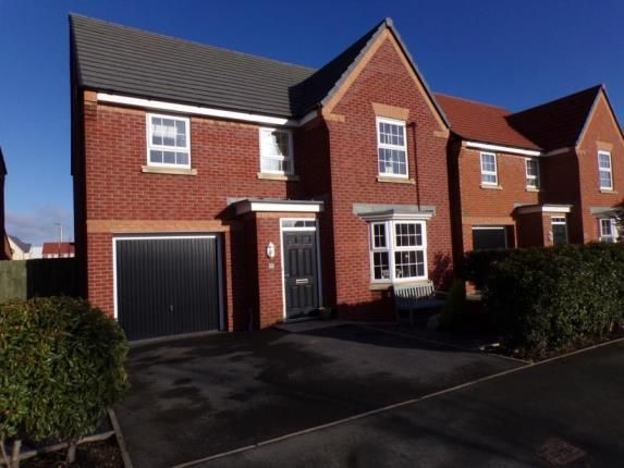 Thumbnail Detached house for sale in Hawthorn Drive, Thornton-Cleveleys