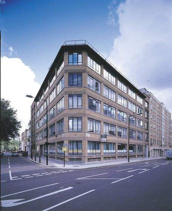 Office to let in Drummond Street, London