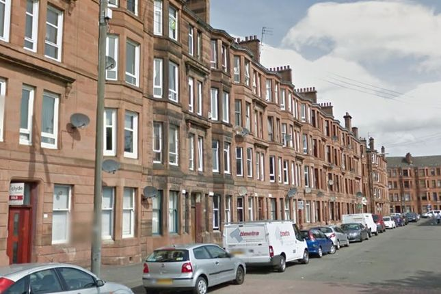Thumbnail Flat for sale in 56, Craigie Street, Flat 0-1, Queens Park, Glasgow G428Nh