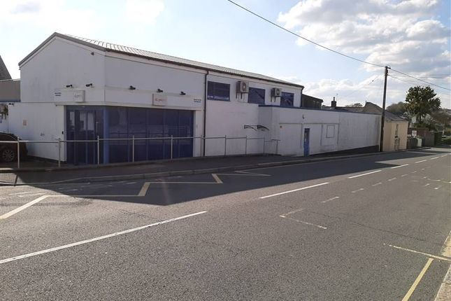 Thumbnail Commercial property for sale in Victoria Road, St. Austell