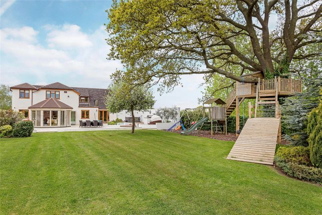 Thumbnail Detached house for sale in Half Acre, Badgeworth Lane, Badgeworth, Cheltenham, Gloucestershire