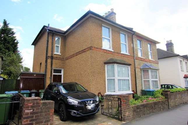 Thumbnail Semi-detached house to rent in Woodford Road, Watford, Herts
