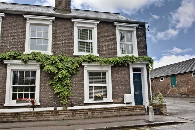 Thumbnail Semi-detached house for sale in Chapel Street, Berkhamsted, Hertfordshire