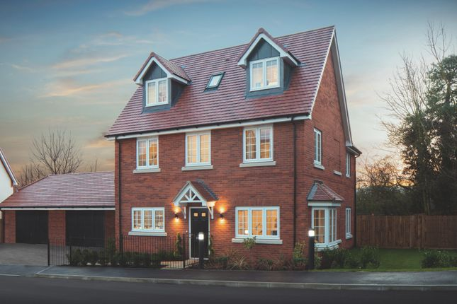Thumbnail Detached house for sale in Plot 8 The Oatvale, Saddlers Lea, Exning Road, Newmarket