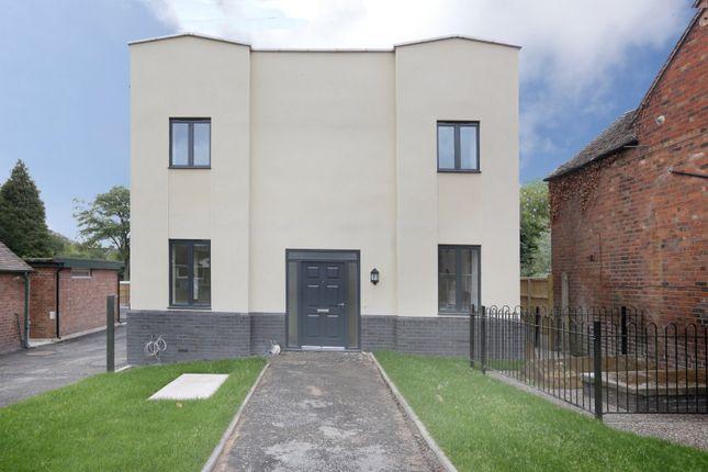 Thumbnail Flat for sale in Charles King Court, Shrewsbury Road, Shifnal, Shropshire