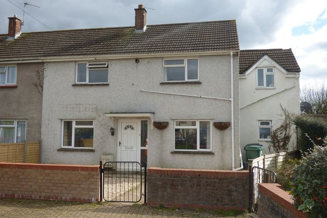 Thumbnail Semi-detached house for sale in Western Avenue, Frampton Cotterell, Bristol