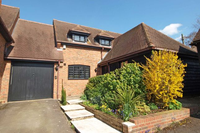 3 bed link-detached house for sale in St. Michaels Close, Edgcott, Aylesbury