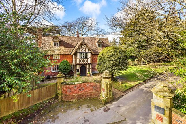 Thumbnail Detached house for sale in Penshurst Road, Penshurst, Kent
