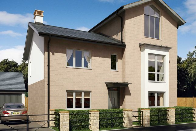 "Thumbnail Detached house for sale in ""The Murano Type A"" at Beckford Drive, Lansdown, Bath"