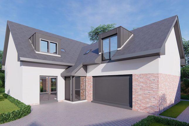 Thumbnail Detached house for sale in Plot 8 The Woodlands, Clyde Gardens, Garrion Bridge, Larkhall