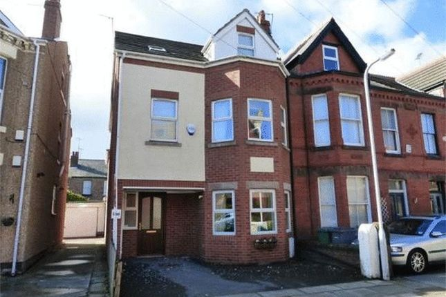 Thumbnail Terraced house for sale in Eaton Road, West Kirby, Wirral