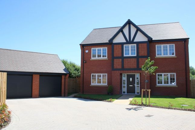 Thumbnail Detached house to rent in Wheatsheaf Way, Stratford-Upon-Avon