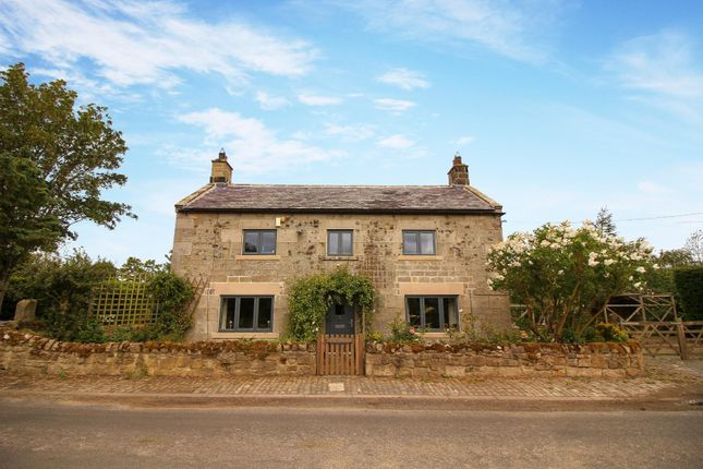 Thumbnail Detached house for sale in Blacketts, Longwitton, Morpeth