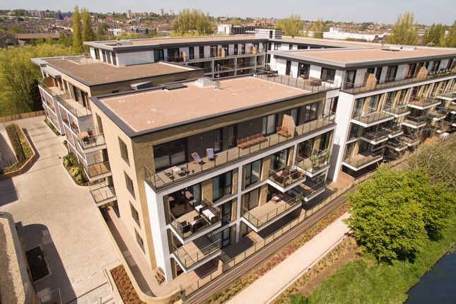 "Thumbnail Flat for sale in ""Ground Floor"" at Knaresborough Drive, London"
