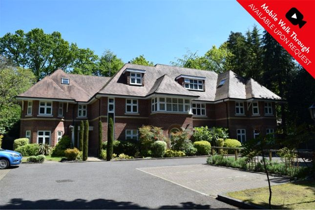 Thumbnail Flat for sale in Grasmere, Knightsbridge Road, Camberley, Surrey
