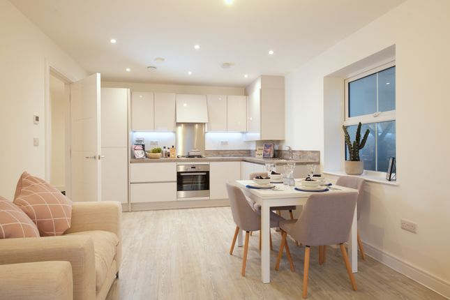 Thumbnail Flat for sale in Plot 12, Lewis House, Queensgate, Farnborough, Hampshire