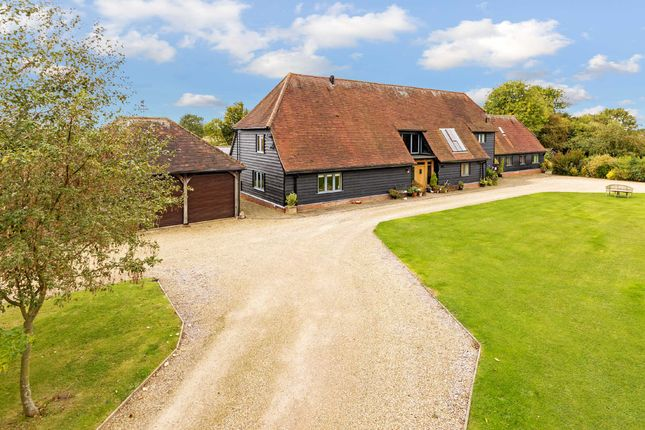 Thumbnail Detached house for sale in Cherry Green, Westmill, Nr Buntingford