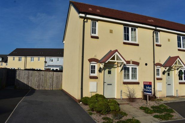 Thumbnail Property to rent in Belfrey Close, Milford Haven
