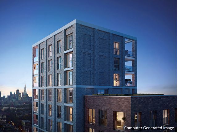 Thumbnail Flat for sale in Porden Rd, Brixton