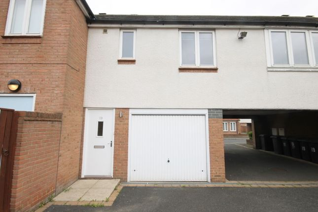 Thumbnail Flat to rent in Southernwood, Consett
