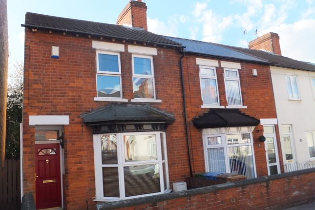 Thumbnail Terraced house to rent in Broxtowe Drive, Mansfield