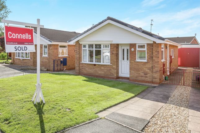Thumbnail Detached bungalow for sale in Wendell Crest, Moseley Parklands, Wolverhampton