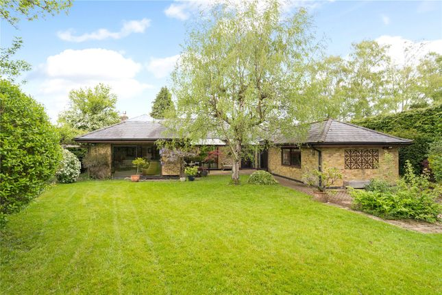 Thumbnail Detached bungalow for sale in Clifton Road, Amersham, Buckinghamshire