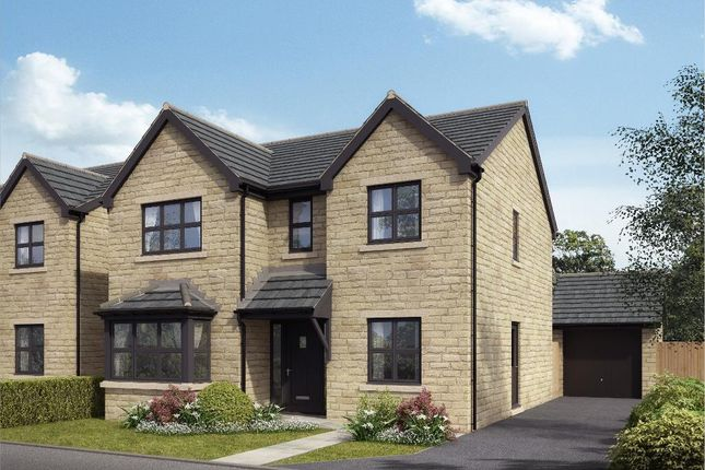 Thumbnail Detached house for sale in Plots 10, 11 & 12 - The Chesterton, Sycamore Walk, Clitheroe