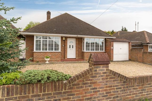 Thumbnail Detached bungalow for sale in Bampton Road, Luton, Detached Bungalow