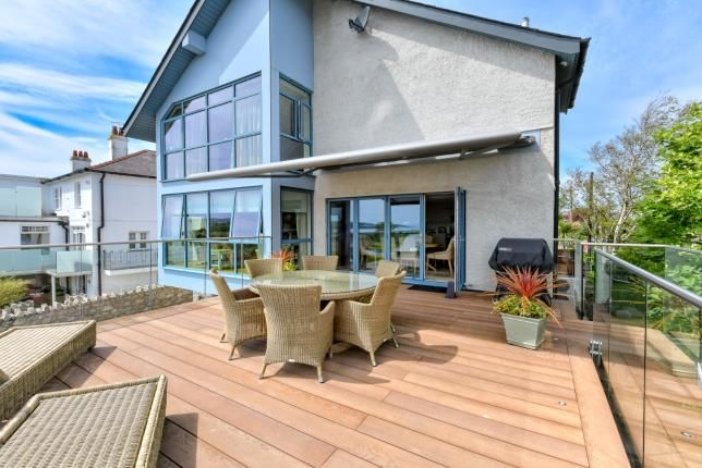 Thumbnail Detached house for sale in High Street, Abersoch, Pwllheli