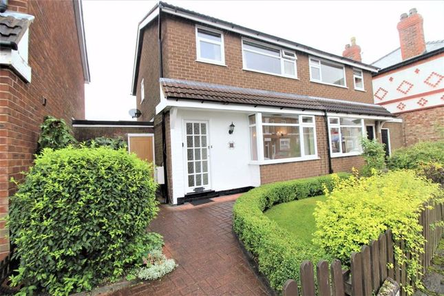 Thumbnail Semi-detached house to rent in Orchard Street, Warrington, Cheshire